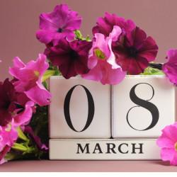 Режим работы на 8 марта!