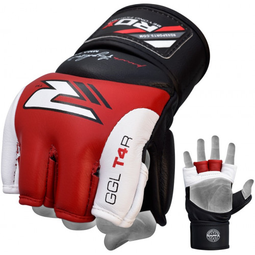 Перчатки для ММА RDX X2 XL