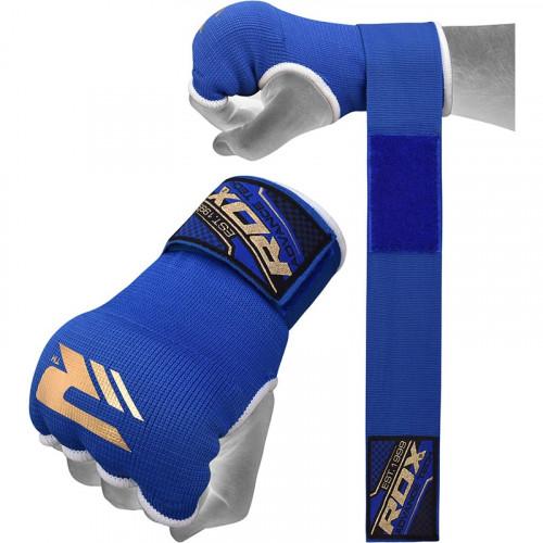 Бинт-перчатки RDX Inner Gel Blue р. L