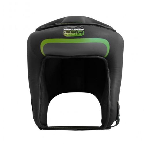 Боксерский шлем Bad Boy Pro Series 3.0 Open Green р. L