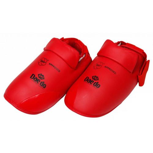 Защита стопы Daedo (KPRO 2013) Red р. M