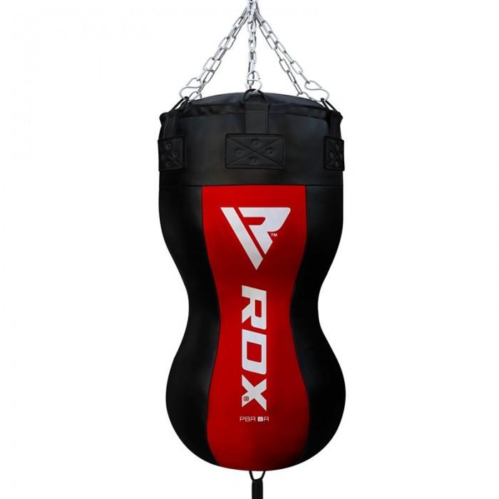 Боксерская груша силуэт RDX Red New 1.2м, 50-60кг