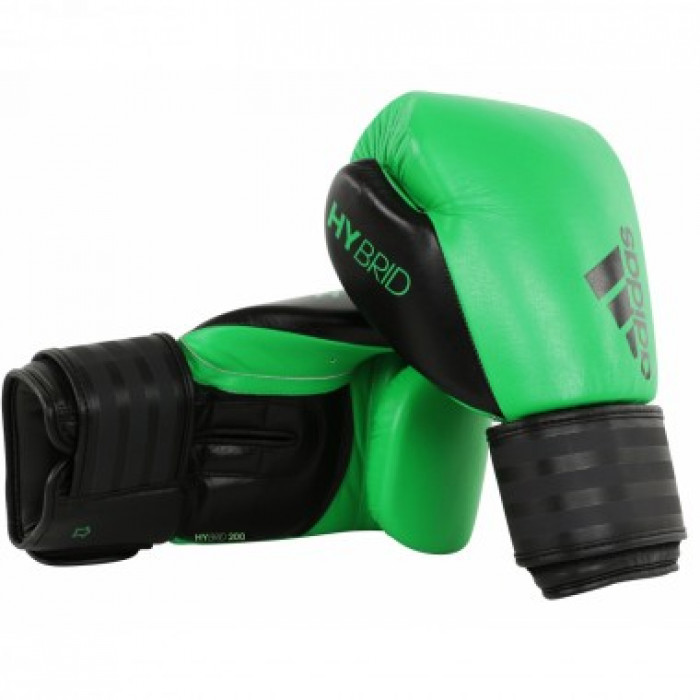 Боксерские перчатки Adidas Hybrid 200 GN 12 oz