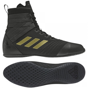 Боксерки Adidas Speedex 18 (AC7153) BK/GD р. 40.5