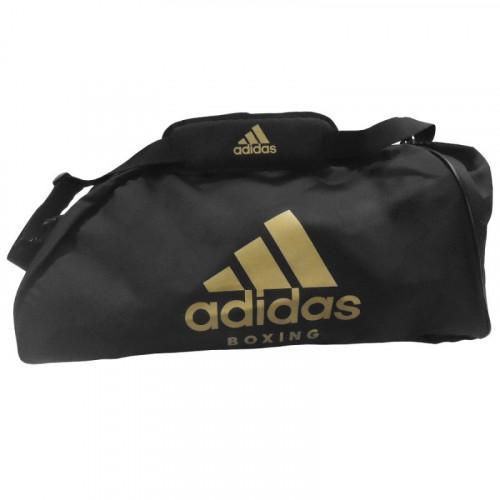 7e9f193a2265 Сумка-рюкзак Adidas Boxing (ADIACC052B) BK/GD