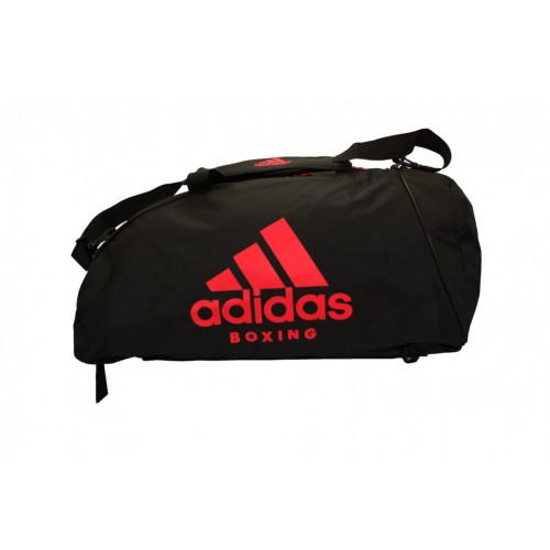 0263ce035871 Сумка-рюкзак Adidas Boxing (ADIACC052B) BK/RD