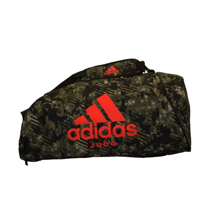 af05a7151ae6 Нет в наличии Спортивная сумка Adidas Judo 62х31х31 см (ADIACC053J) Camo