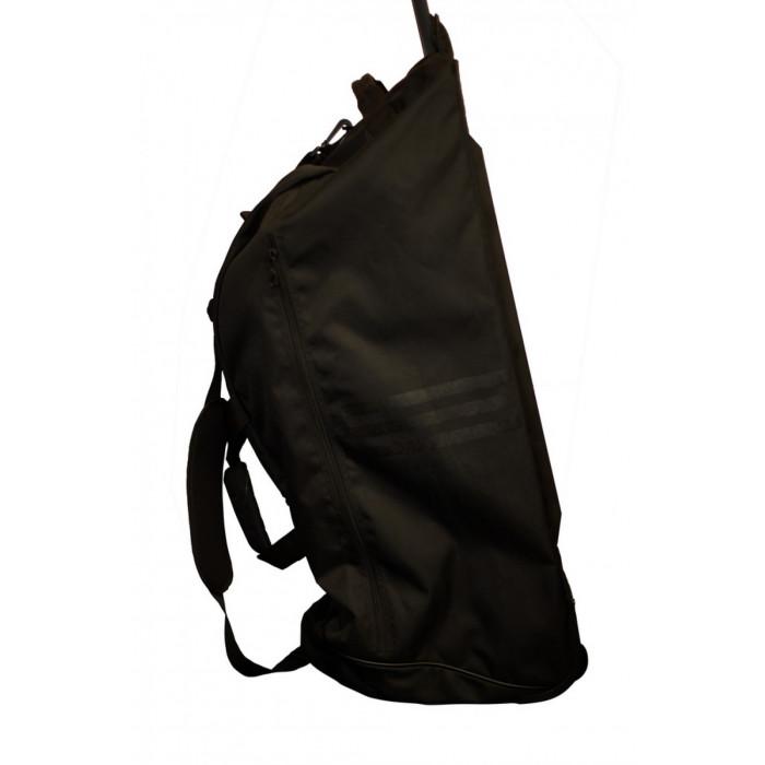 23437894d764 ... Спортивная сумка на колесах Adidas Boxing (ADIACC057B) BK/GD ...