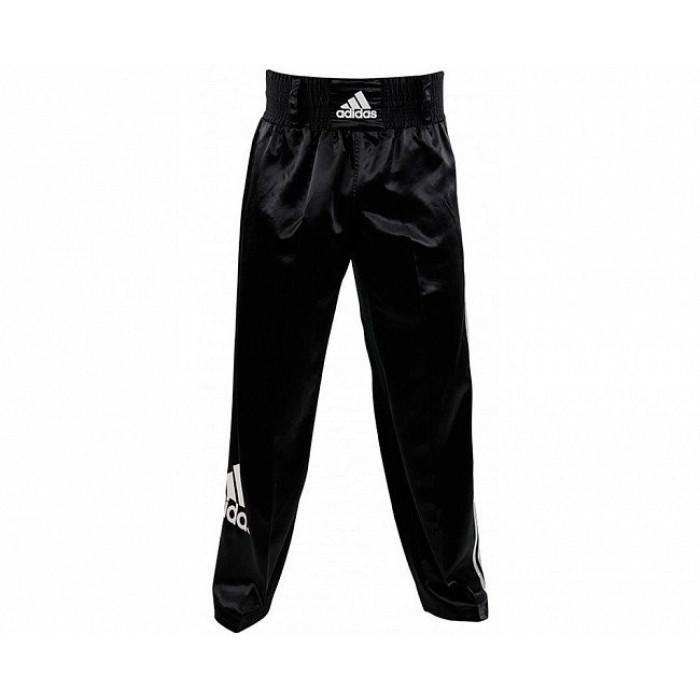 Брюки для кикбоксинга Adidas Kick Boxing Pants Full Contact (ADIPFC03) Black р. M