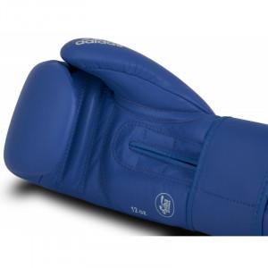 Боксерские перчатки Adidas AIBA (AIBAG1) Blue 10 oz