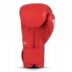 Боксерские перчатки Adidas AIBA (AIBAG1) Red 12 oz