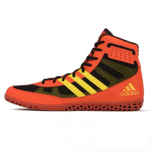 Борцовки Adidas Ring Mat Wizard.3 (AXBS5) OR/BK р. 41