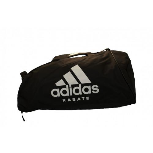 cef0ade671cf Сумка-рюкзак Adidas Karate (CC055K) BK/WT р. M