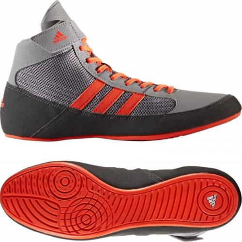 Борцовки Adidas Havoc GR/RD р. 46