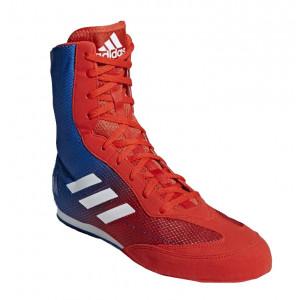 Боксерки Adidas Box Hog Plus Shoes (DA9896) RD/BL р. 46