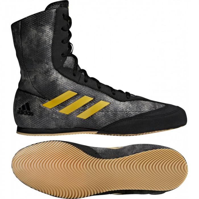 Боксерки Adidas Box Hog 2 (DA9897) BK/GR р. 41