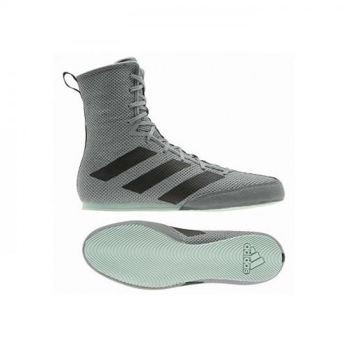 Боксерки Adidas Box Hog 3 (EF2976) Grey р. 44.5