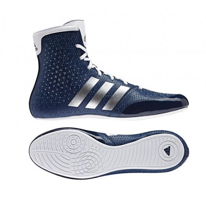 Боксерки Adidas KO Legend 16.2 Blue р. 38
