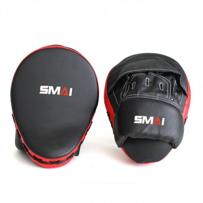 Лапы боксерские SMAI Foсus Mitt (PT-030)
