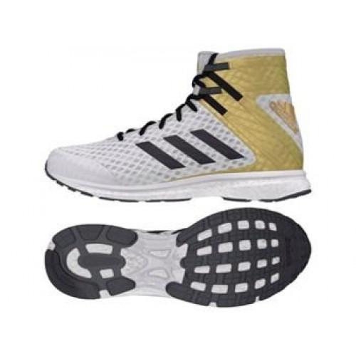 Боксерки Adidas Speedex 16.1 WT/GD/BK р. 42