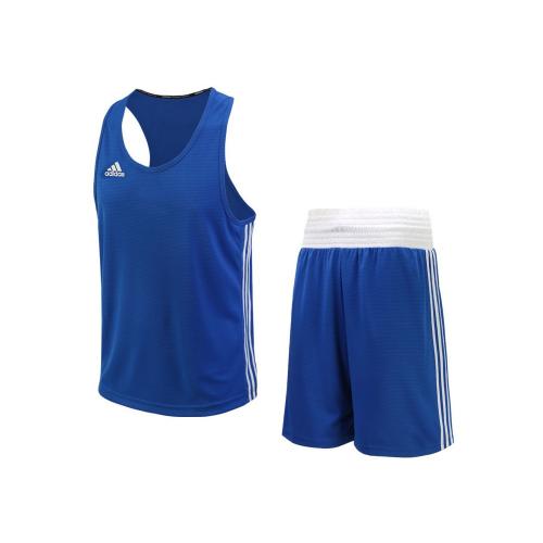 Боксерская форма Adidas BasePunch (ADIBTT02/ADIBTS02) Blue р. XXS