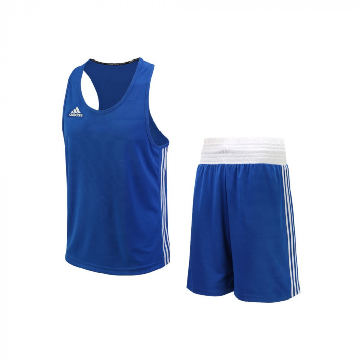 Боксерская форма Adidas BasePunch (ADIBTT02/ADIBTS02) Blue р. S