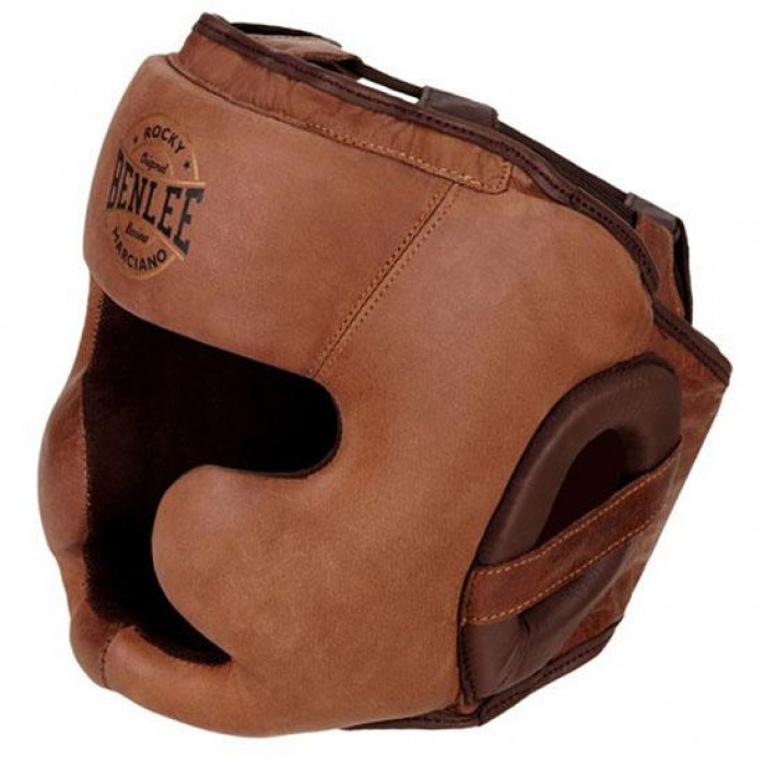 Боксерский шлем Benlee Harvey (190119) Brown р. S/M