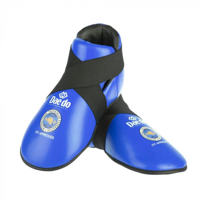 Защита стопы (футы) Daedo ITF (PRITF2022) Blue р. L