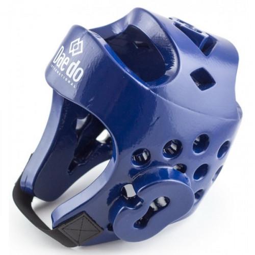 Шлем для тхэквондо Daedo Blue (PRO 2055) р. S