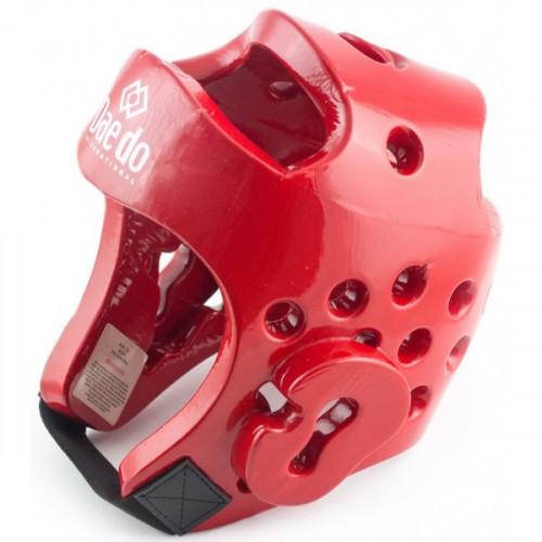 Шлем для тхэквондо Daedo Red (PRO 2055) р. M