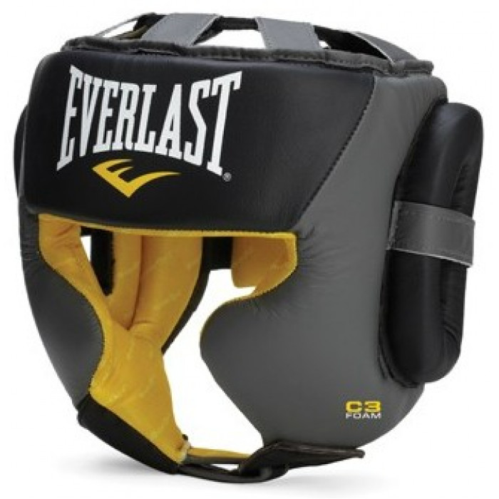 Боксерский шлем Everlast C3 Professional Sparring Headgear р. S/M