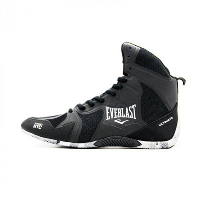 Боксерки Everlast Ultimate Boxing Shoes (EELM-94I) BK р. 45