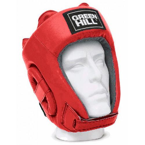 Боксерский шлем Green Hill ФБУ (HGT-9411L) Red р. XL