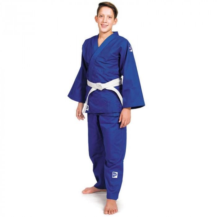 Кимоно для дзюдо Green Hill Club (JSC-10202) Blue р. 150