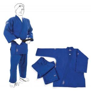 Кимоно для дзюдо Green Hill Master  (JSM-10223) Blue р. 180