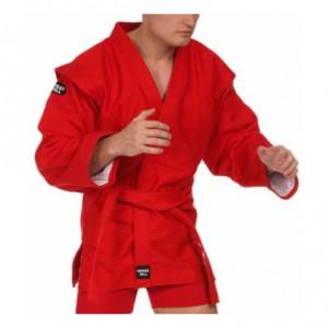 Куртка для самбо Green Hill Master (SC-2001) Red р. 210