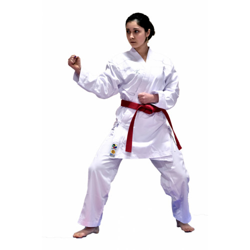 Кимоно для карате Kihon Karateka WKF 6 oz р.165