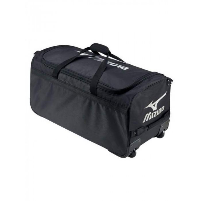 c4f8d40db07f Спортивная сумка на колесах Mizuno Team Wheels Bag (K3EY6A05) BK/WT