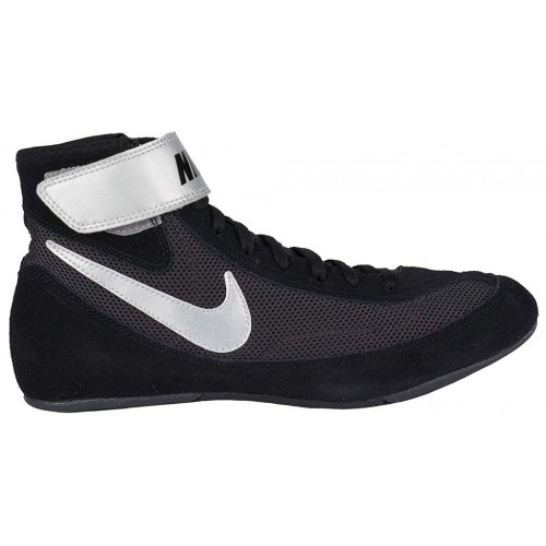 Борцовки Nike Speedsweep VII (366683-004) Black/Metallic/Silver р. 42 (US 8.5)