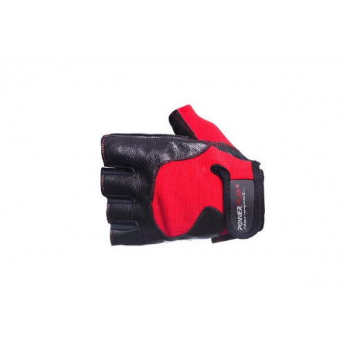 Перчатки для фитнеса PowerPlay (2154) Red р. M