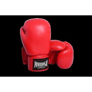 Боксерские перчатки PowerPlay (3004) Red 10 oz