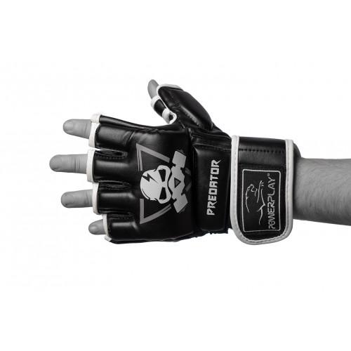 Перчатки для ММА PowerPlay Economy series (3056-A) BK р. XL