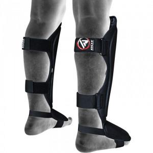 Накладки на ноги, защита голени RDX Molded р. L