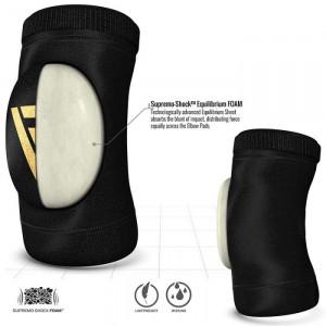 Налокотники для волейбола RDX Soft Black (2 шт.) S
