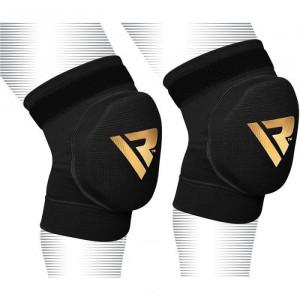 Наколенники для волейбола RDX Black (2шт) L