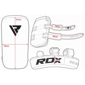 Пады RDX Red (2 шт.)