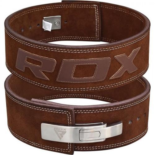 Пояс для тяжелой атлетики RDX Elite р. XL