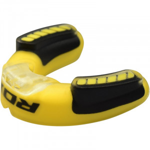Капа RDX Gel 3D Elite Yellow