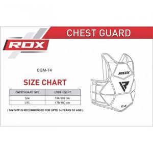 Защитный жилет RDX T4 р. L/XL