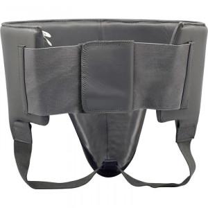 Профессиональная защита паха RDX Leather Pro Blue р. L